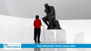 The Thinker contemplates think tanks