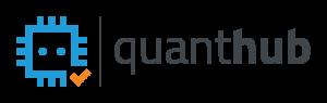 QuantHub Logo – helping companies achieve data fluency