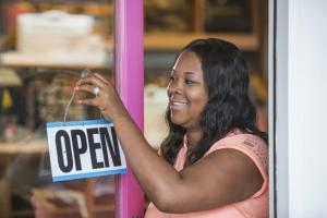 Increase Black Ownership