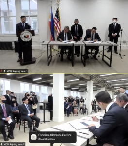 Building Bridges:  The Philippines and Dynamico Space partners to expand opportunities for US and Philippine startups 1
