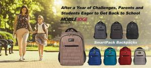 AFTER A YEAR OF CHALLENGES, PARENTS, AND STUDENTS EAGER TO GET BACK TO SCHOOL  Mobile Edge Products Safeguard Valuable Student Tech