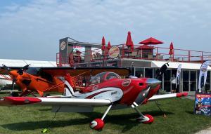 Hartzell's Booth 296-297 at EAA AirVenture Oshkosh.