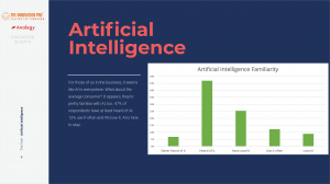 Artificial intelligence chart and description