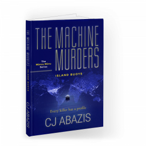 Image of The Machine Murders book cover