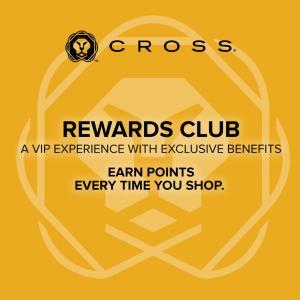 A.T. Cross introduced VIP Rewards Program