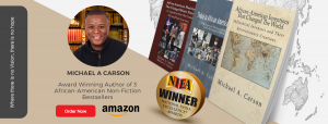 Father-and-son teamed up to write a book about African-American history that have started to gain a lot of recognition.