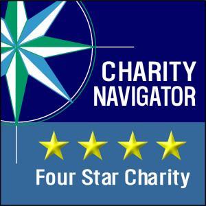 Charity Navigator's 4 Star Rating