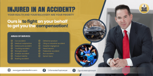 J. Gonzalez Injury Attorneys: Your Health and Recovery are Your Priority 1