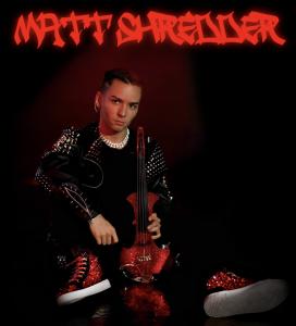 """Modern Musician Matt Shredder Electrifies with Powerful """"Phoenix"""" Project 1"""