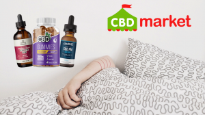 CBD.market Online CBD Store Is Now Offering The Line Of Products With Natural Sleep-Promoting Ingredients