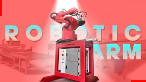 CNC Factory's new robotic arm