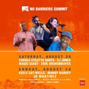No Barriers Summit