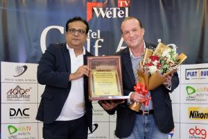 WeTel TV recognizes His Excellency Dr.Dr.h.c. Raphael Nagel- The Abrahamic Business Circle Founder and Chairman 1