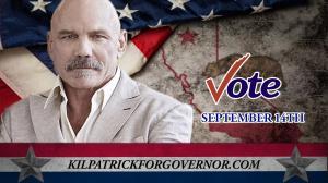 Patrick Kilpatrick - California's Next Governor