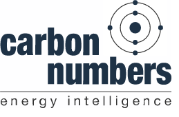 Carbon Numbers logo