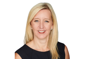 Amy Wood, Intelligent Waves' Senior Vice President of Finance and Accounting