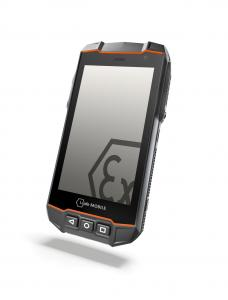 IS530.x is an explosion-proof industrial smartphone