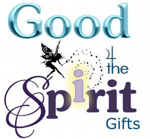 Good for the Spirit fairy logo