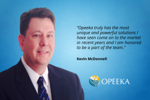 Kevin McDonnell Named Vice President of Sales at Opeeka