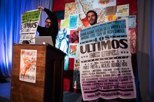 Presenting at Wayzgoose: Los Ultimos - Endless Letterpress - a documentary about letterpress printing in Argentina