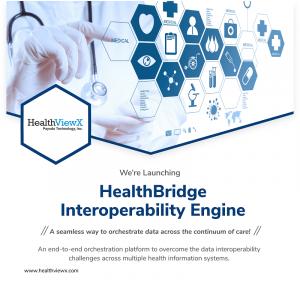 HealthViewX HealthBridge Interoperability Platform Engine