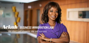 Ackah Law Offers Expanded Legal Services For Newcomers To Canada