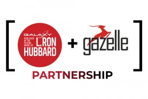 Galaxy Press announces its partnership with  Gazelle Book Services in the United Kingdom to distribute its line of L. Ron Hubbard fiction works.