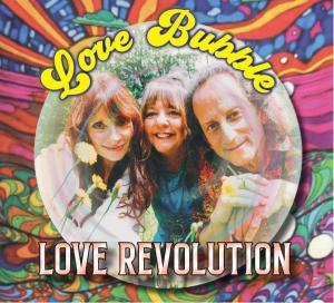 Love Bubble - Love Revolution Cover