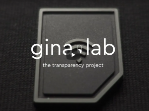 The Transparency Project - by Gina Lab & PaperTale, XV Production and Science Park Borås