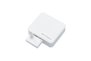 Image of compact COVID-19 test reader