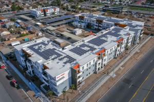 Sustainability is highlighted at Vista Verde in Ontario, CA
