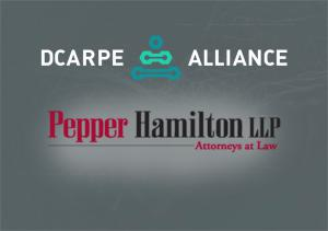 DCARPE Alliance Welcomes Pepper Hamilton LLP