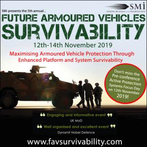 5th Annual Future Armoured Vehicles Survivability