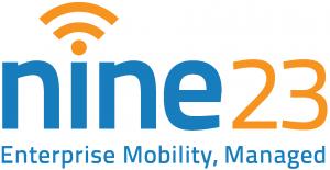 Nine23 logo