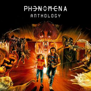 Phenomena - Anthology Cover