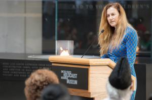 Holocaust Museum speaker