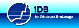 1st Discount Brokerage logo