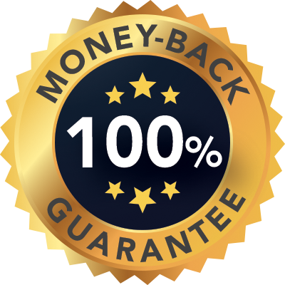 SpeedyPrep™ offers a money back guarantee on DSSTPrep™