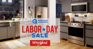 2019 Labor Day Sale: Whirlpool Sunset Bronze Kitchen Package