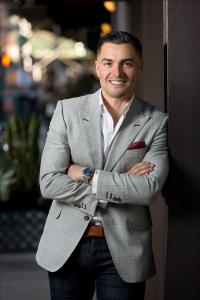 Javier Egipciaco, Managing Director and Senior Vice President for Arlo Hotels