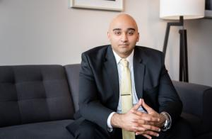 Shreyas 'JR' Patel, President and COO of Helix Hospitality