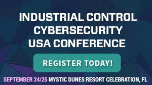 6th Annual Industrial Control Cybersecurity USA conference Celebration Florida