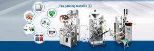 Tea Packing Machine Pyramid tea packing machine tea making machine