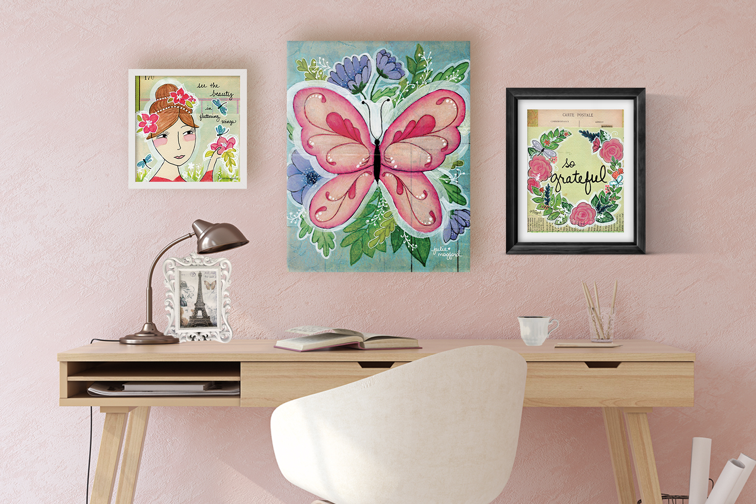 With Love and Gratitude Collection - wall art prints and canvases
