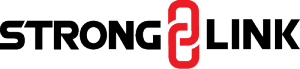 StrongLink software logo, now with optional LTFS support.