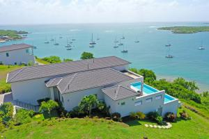 Tranquility, security, and privacy are yours in the West Indies.