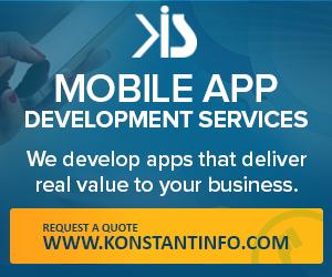 Konstantinfo - Top Mobile App Development Company