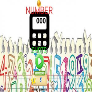 number shots
