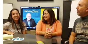 Facebook Video Interview