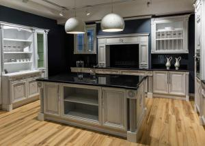 a project photo of a full kitchen remodel in Boise